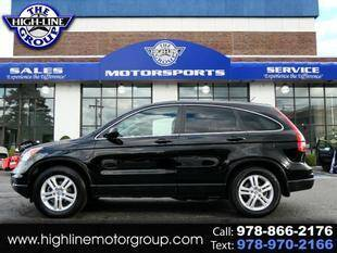 2011 Honda CR-V for sale at Highline Group Motorsports in Lowell MA