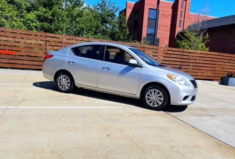 2013 Nissan Versa for sale at Cartopia Auto Sales in Saint Louis MO