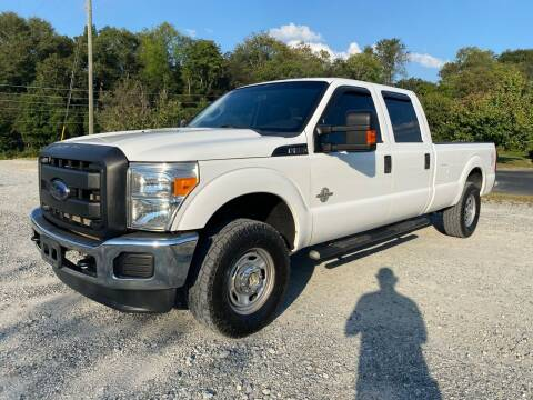 2012 Ford F-250 Super Duty for sale at RCD Trucks in Macon GA