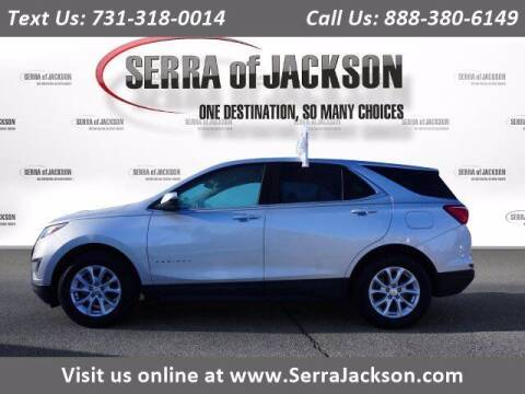 2019 Chevrolet Equinox for sale at Serra Of Jackson in Jackson TN
