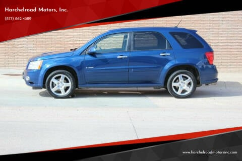 2009 Pontiac Torrent for sale at Harchelroad Motors, Inc. in Wauneta NE