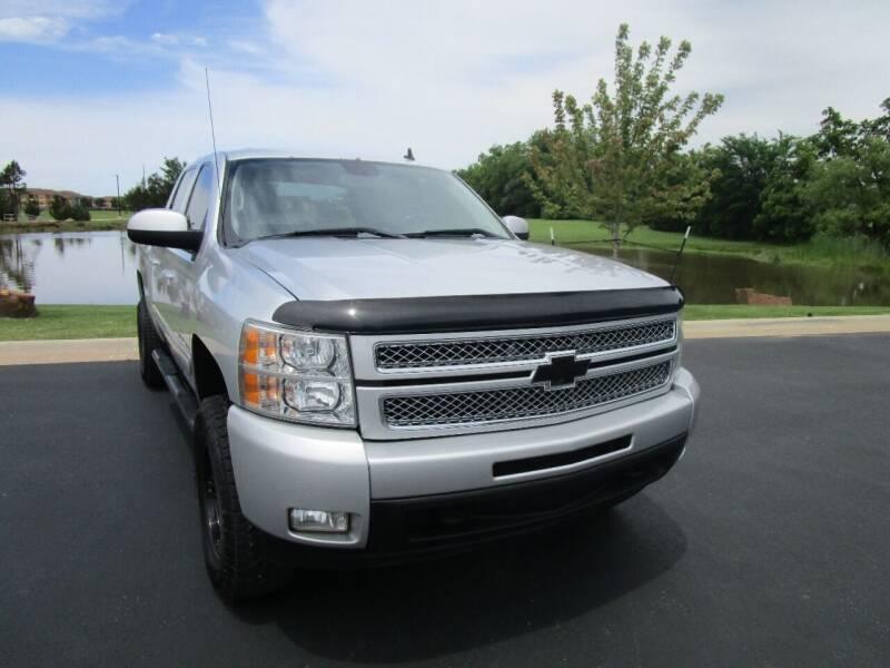 2013 Chevrolet Silverado 1500 for sale at Oklahoma Trucks Direct in Norman OK