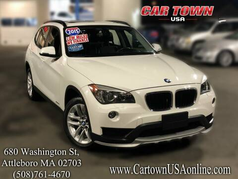 2015 BMW X1 for sale at Car Town USA in Attleboro MA