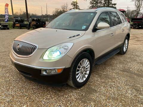 2012 Buick Enclave for sale at Community Auto Specialist in Gonzales LA