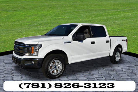2020 Ford F-150 for sale at AUTO ETC. in Hanover MA