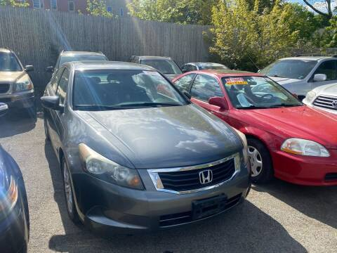 2008 Honda Accord for sale at Polonia Auto Sales and Service in Hyde Park MA