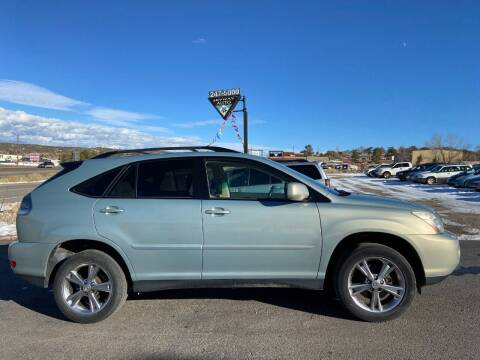 2006 Lexus RX 400h for sale at Skyway Auto INC in Durango CO