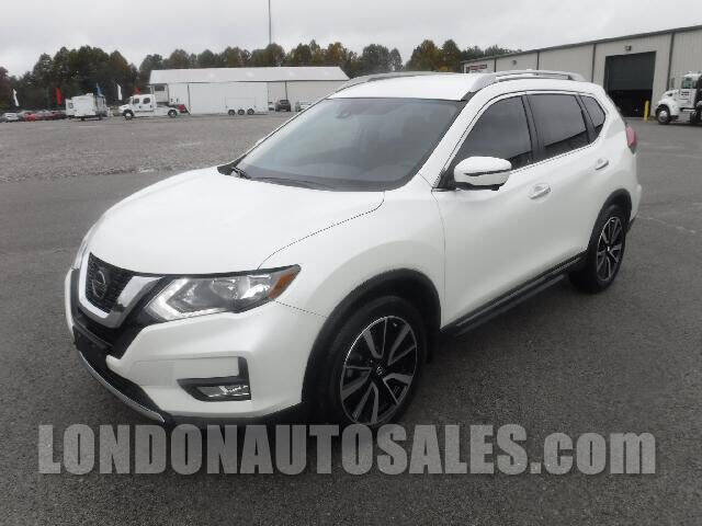 2019 Nissan Rogue for sale at London Auto Sales LLC in London KY