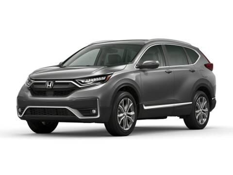 2021 Honda CR-V for sale at BASNEY HONDA in Mishawaka IN