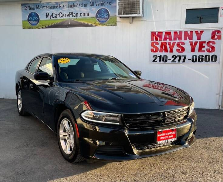 2019 Dodge Charger for sale at Manny G Motors in San Antonio TX