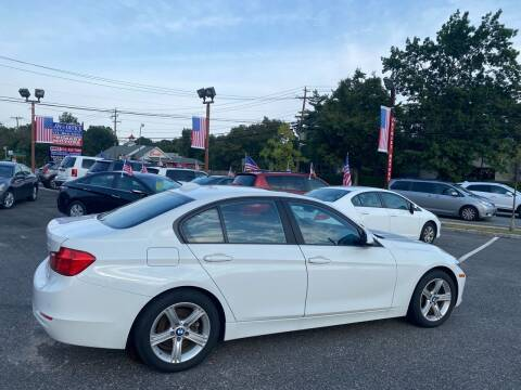 2015 BMW 3 Series for sale at Primary Auto Mall in Fort Myers FL