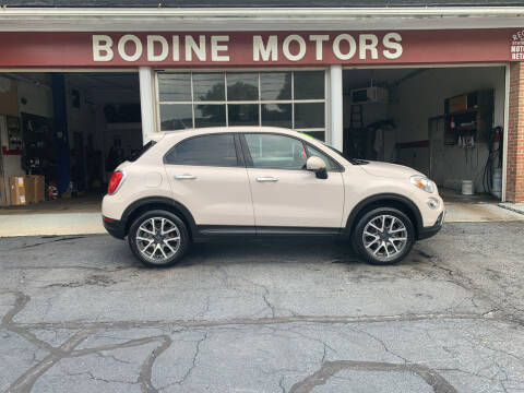 2016 FIAT 500X for sale at BODINE MOTORS in Waverly NY