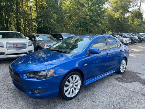 2011 Mitsubishi Lancer for sale at Car Online in Roswell GA