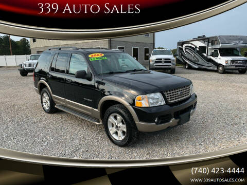 2004 Ford Explorer for sale at 339 Auto Sales in Belpre OH