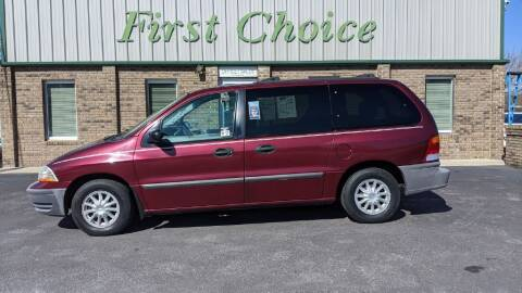 2000 Ford Windstar for sale at First Choice Auto in Greenville SC