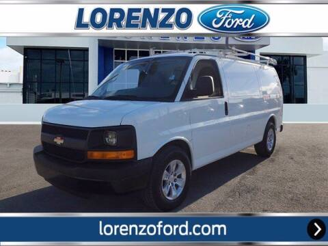 2014 Chevrolet Express Cargo for sale at Lorenzo Ford in Homestead FL