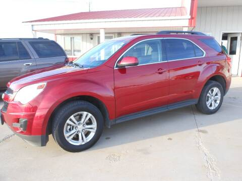 2014 Chevrolet Equinox for sale at JUDD MOTORS INC in Lancaster MO