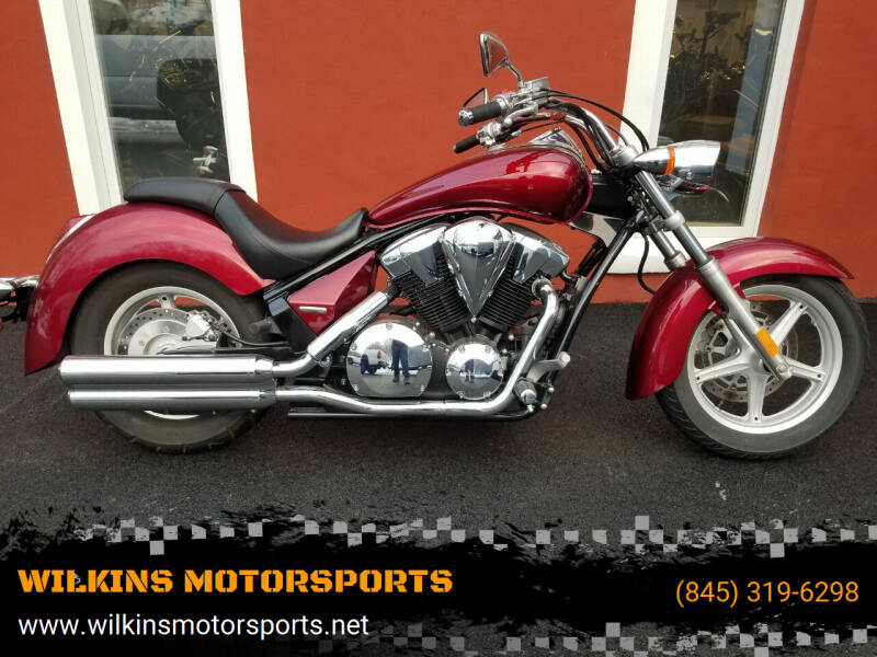 2010 Honda Stateline 1300 for sale at WILKINS MOTORSPORTS in Brewster NY