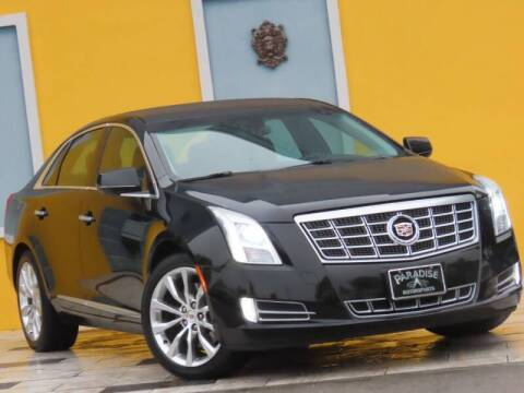 2015 Cadillac XTS for sale at Paradise Motor Sports LLC in Lexington KY