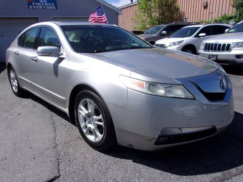 2010 Acura TL for sale at Top Line Import in Haverhill MA