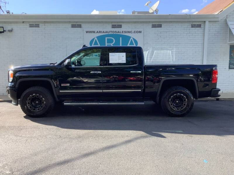2015 GMC Sierra 1500 for sale at ARIA AUTO SALES INC.COM in Raleigh NC