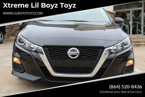 2020 Nissan Altima for sale at Xtreme Lil Boyz Toyz in Greenville SC