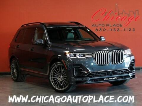 2021 BMW X7 for sale at Chicago Auto Place in Bensenville IL