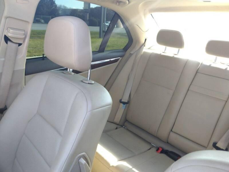 2014 Mercedes-Benz C-Class C 250 Luxury 4dr Sedan - Mckinney TX