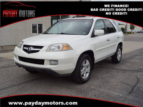 2005 Acura MDX for sale at Payday Motors in Wichita KS