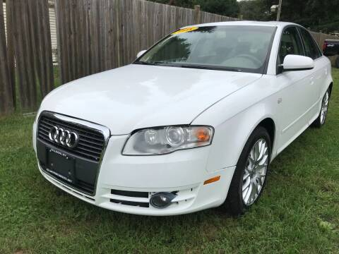 2008 Audi A4 for sale at ALL Motor Cars LTD in Tillson NY