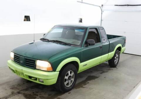 1999 Chevrolet S-10 for sale at Glory Auto Sales LTD in Reynoldsburg OH