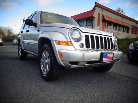 2005 Jeep Liberty for sale at Quickway Exotic Auto in Bloomingburg NY