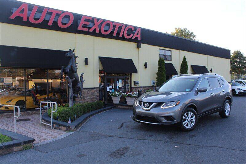 2015 Nissan Rogue for sale at Auto Exotica in Red Bank NJ