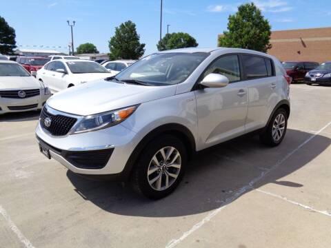 2014 Kia Sportage for sale at America Auto Inc in South Sioux City NE
