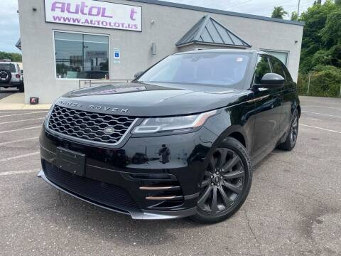 2018 Land Rover Range Rover Velar for sale at AUTOLOT in Bristol PA