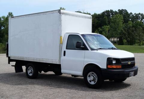 2015 Chevrolet Express Cutaway for sale at KA Commercial Trucks, LLC in Dassel MN