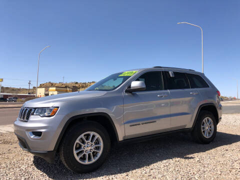 2018 Jeep Grand Cherokee for sale at 1st Quality Motors LLC in Gallup NM