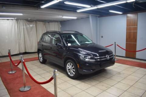 2017 Volkswagen Tiguan for sale at Adams Auto Group Inc. in Charlotte NC