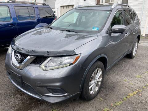 2015 Nissan Rogue for sale at B & M Auto Sales INC in Elizabeth NJ