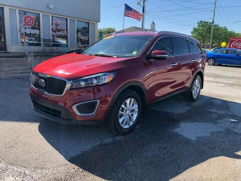 2016 Kia Sorento for sale at Bagwell Motors Springdale in Springdale AR