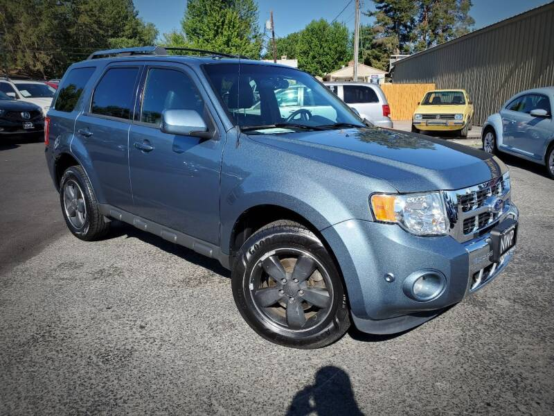 2011 Ford Escape for sale at Northwest Premier Auto Sales in West Richland And Kennewick WA