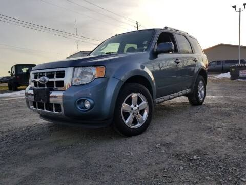 2012 Ford Escape for sale at Sinclair Auto Inc. in Pendleton IN