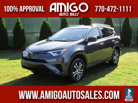 2017 Toyota RAV4 for sale at Amigo Auto Sales in Marietta GA