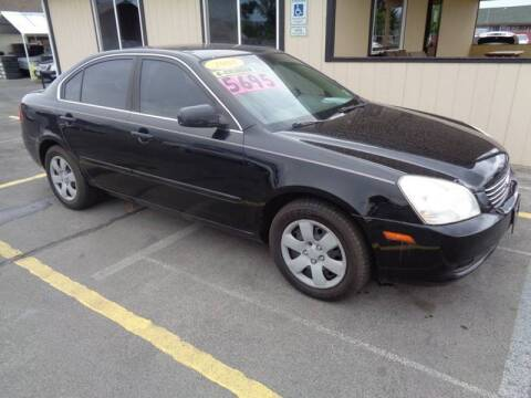 2008 Kia Optima for sale at BBL Auto Sales in Yakima WA