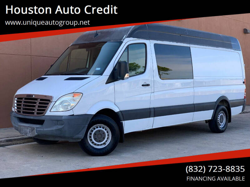 2011 Freightliner Sprinter Crew for sale at Houston Auto Credit in Houston TX