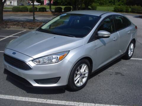 2015 Ford Focus for sale at Uniworld Auto Sales LLC. in Greensboro NC