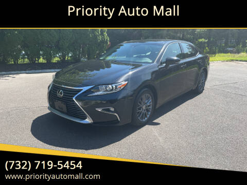 2018 Lexus ES 350 for sale at Priority Auto Mall in Lakewood NJ