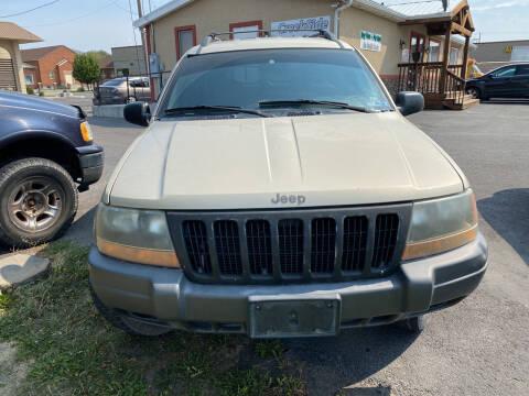 2001 Jeep Grand Cherokee for sale at Creekside Auto Sales in Pocatello ID