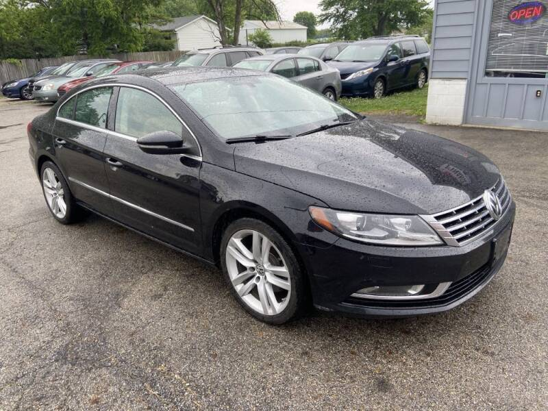 2013 Volkswagen CC for sale at Stiener Automotive Group in Galloway OH