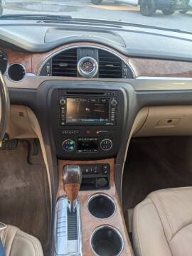 2012 Buick Enclave for sale at Lincoln County Automotive in Fayetteville TN